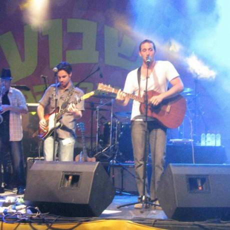 Concerts with Rami Finshtein band