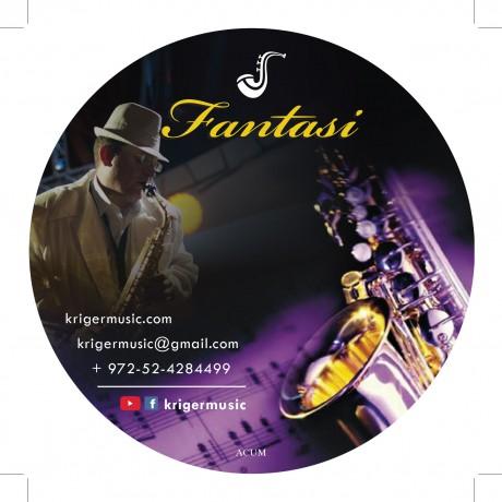 FANTASI disc by krigermusic